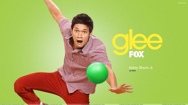 Glee - Harry Shum Jr. As Mike Chang.jpg